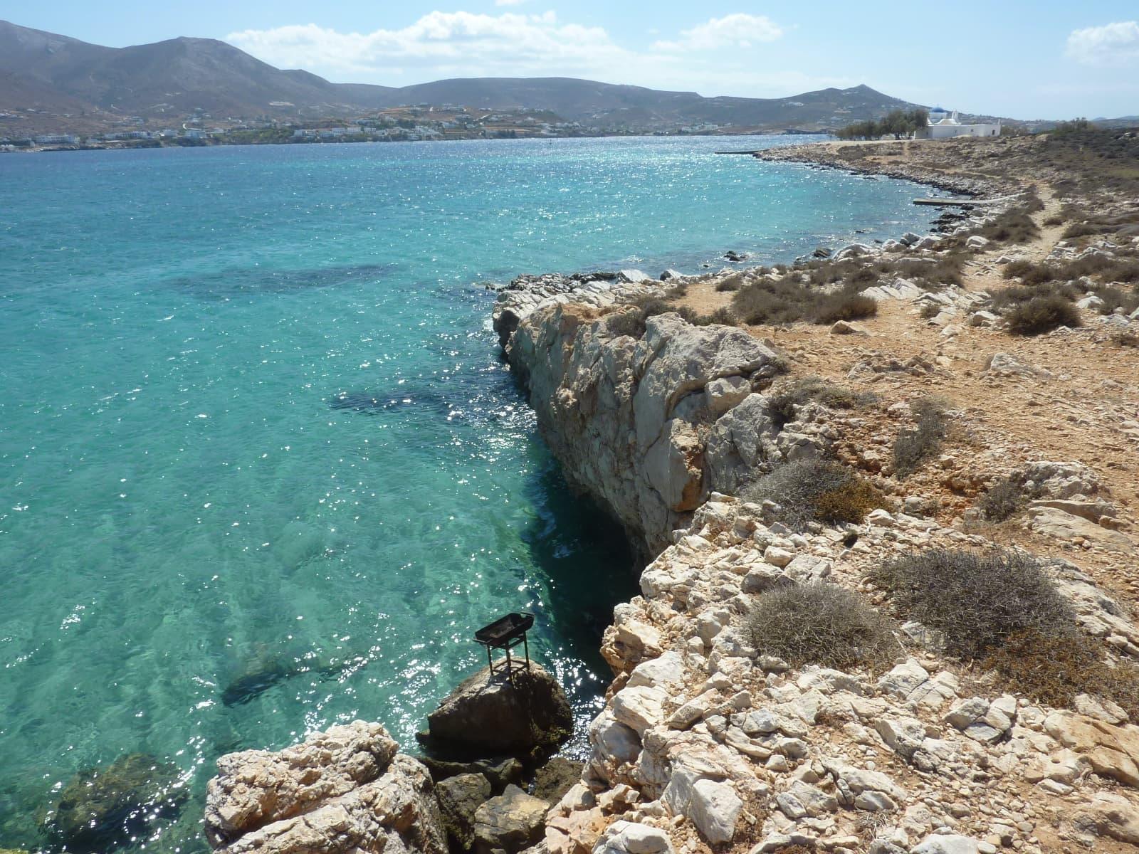 Остров Парос, Греция. Как добраться, достопримечательности, советы