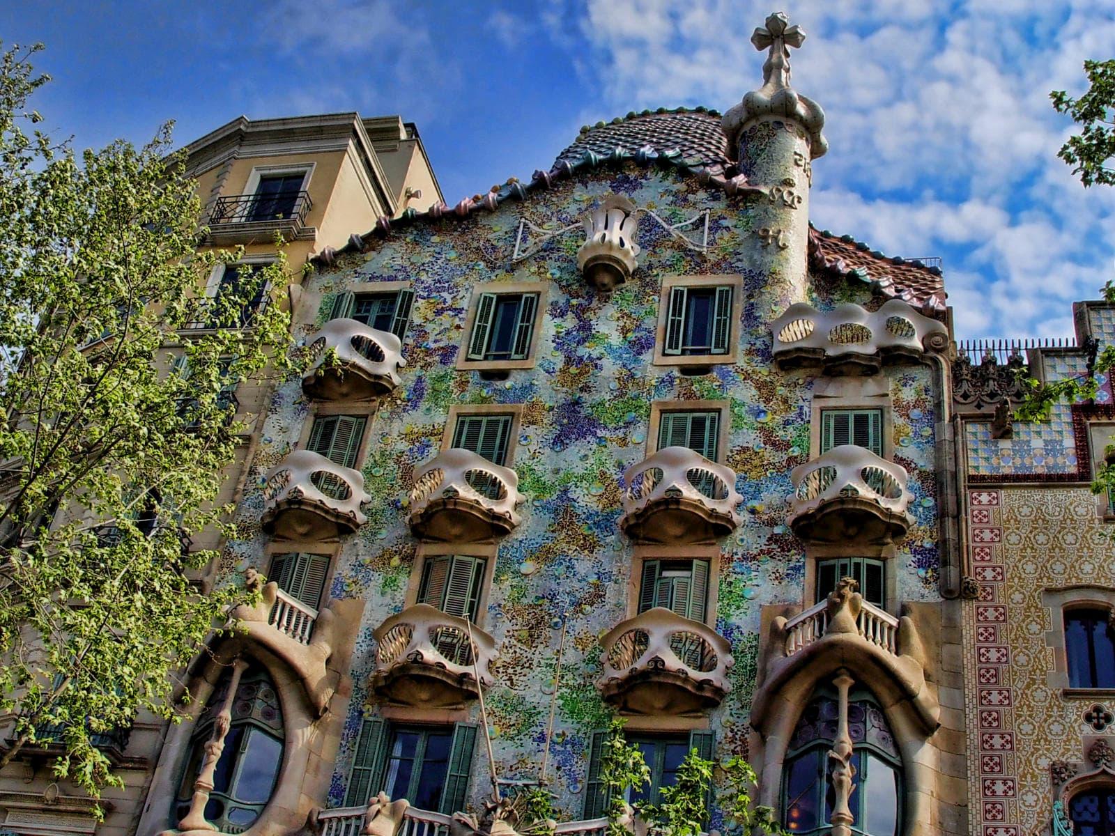 Карта Барселоны – 50 невероятных достопримечательностей