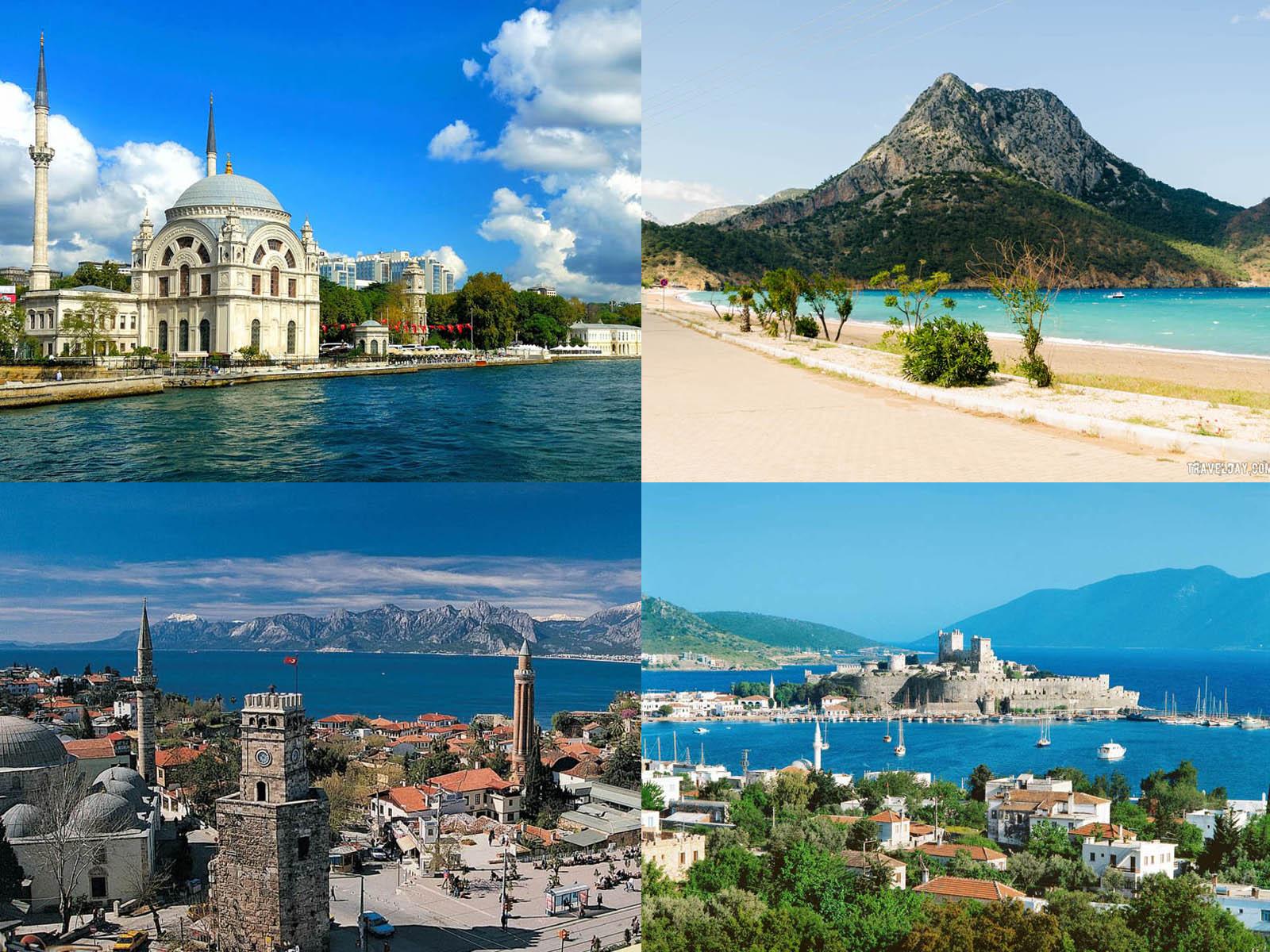 Где отдыхать в Турции в июле?