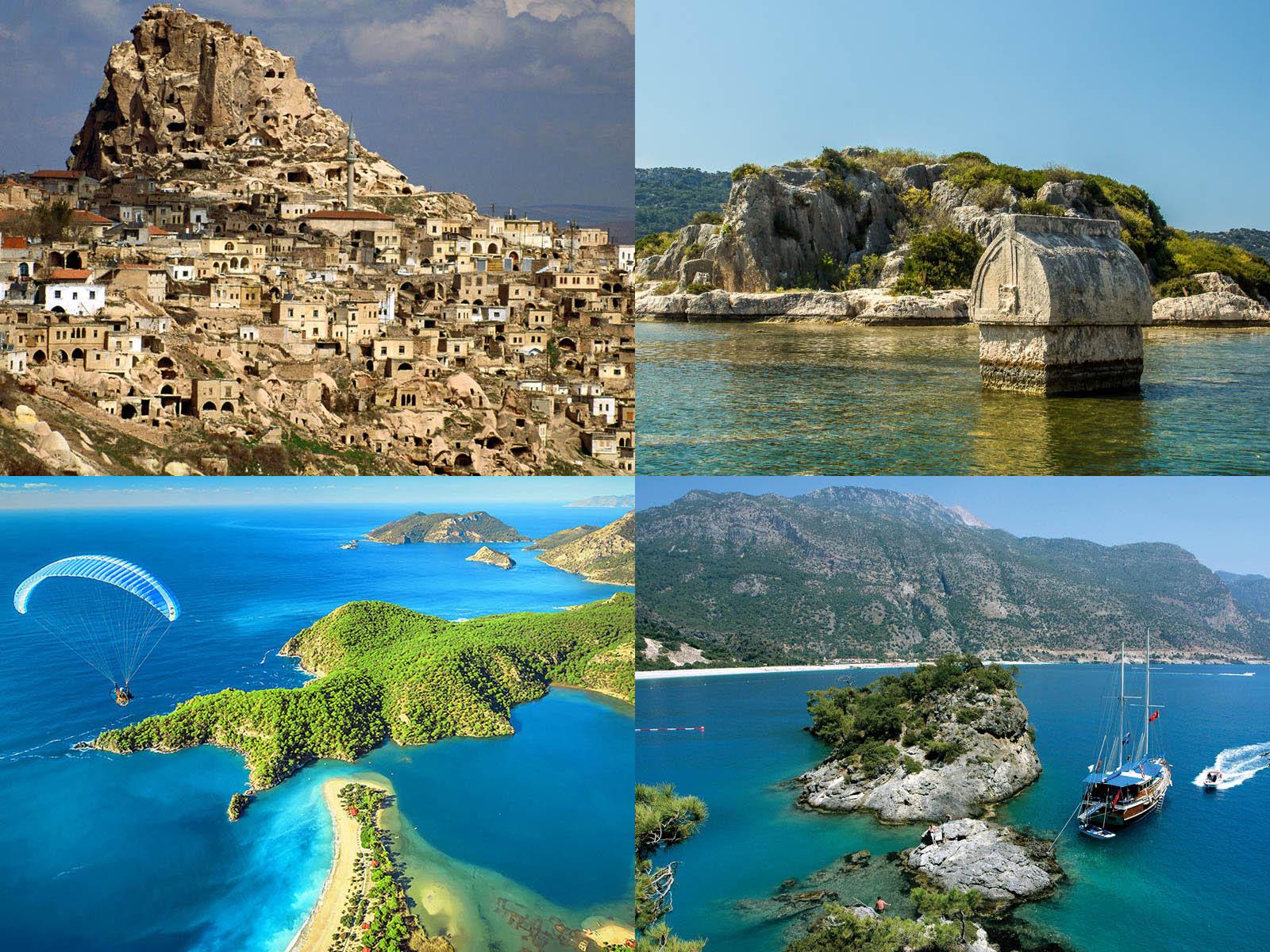 Где отдыхать в Турции в октябре?