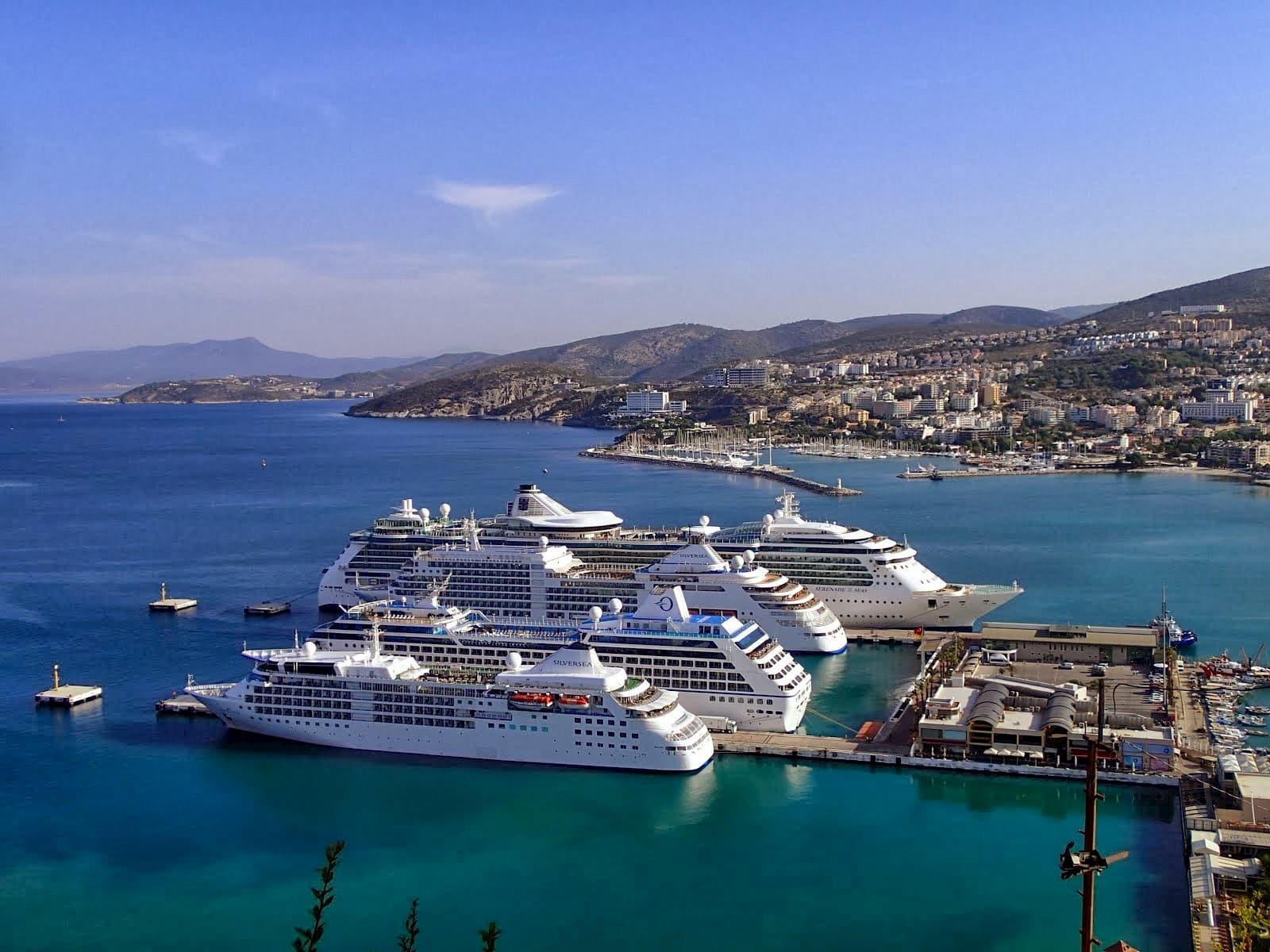 Где отдыхать в Турции в январе?